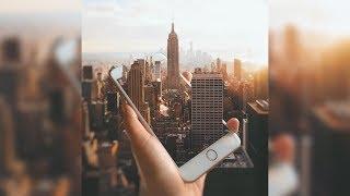 Simple Pop Up Photo Manipulation on iPhone   Phone Editing Using Photoshop Mix