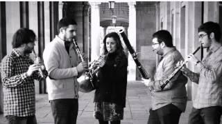 Jean Françaix Wind Quintet No.1 DACAP W. Quintet IV. Tempo di marcia francese