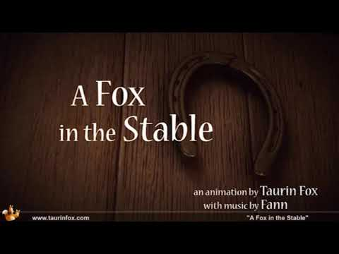 A fox in the stables