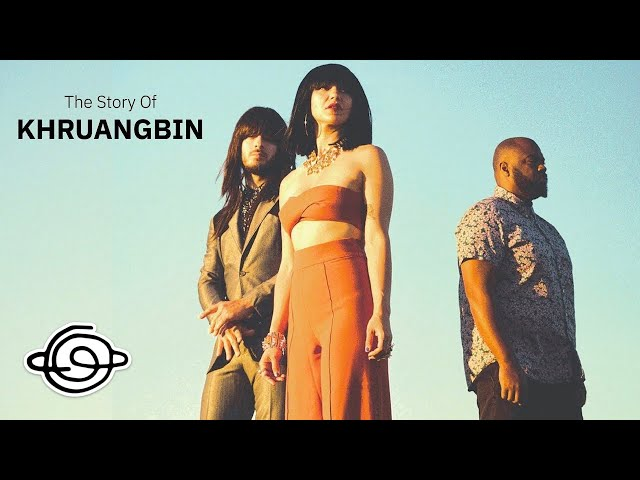 Khruangbin: How A Houston Trio Brought Thai Funk To The Masses