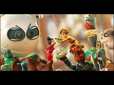 Тайна магазина игрушек / Tea Pets (2017) Дублированный трейлер HD