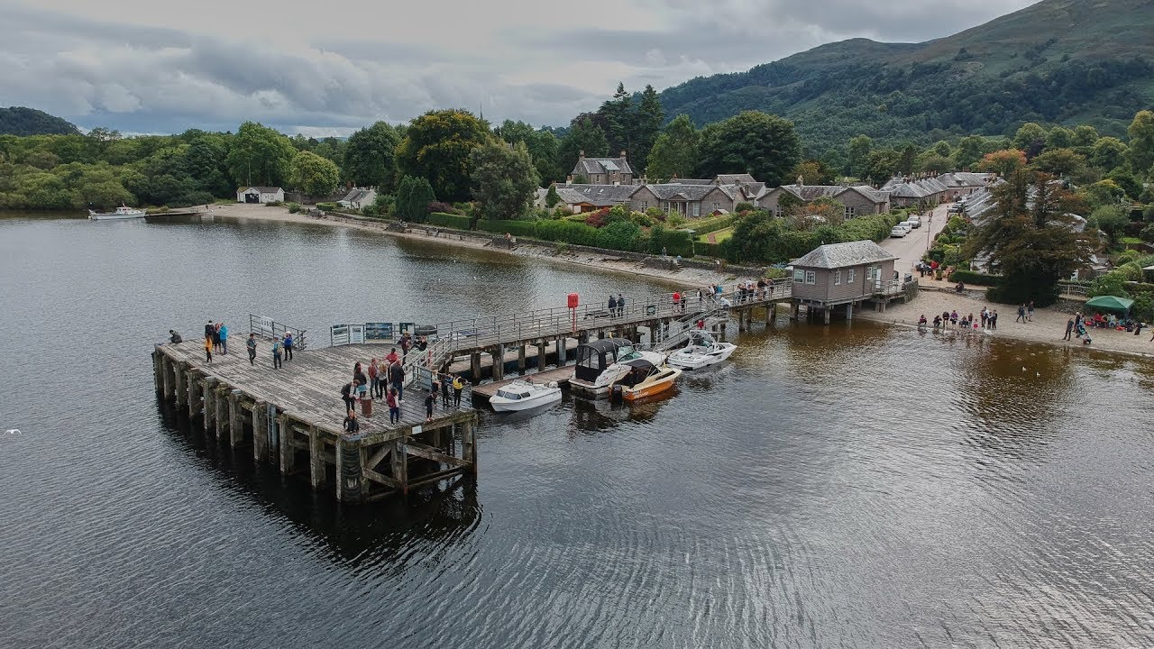Loch Lomond Leisure - Luss Pier
