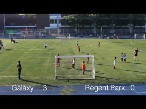 Galaxy VS Regent Park   7/20/2017 (non-league)