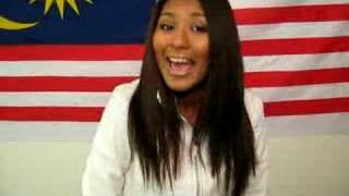 Che'Nelle sends a video message to her fans for her appearance Marc...
