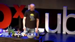 Kuchnia molekularna, to nie magia | Marek Majerowski | TEDxLublin
