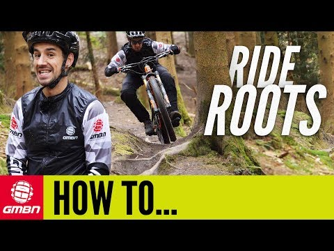 How To Ride Roots On Your Mountain Bike | MTB Skills