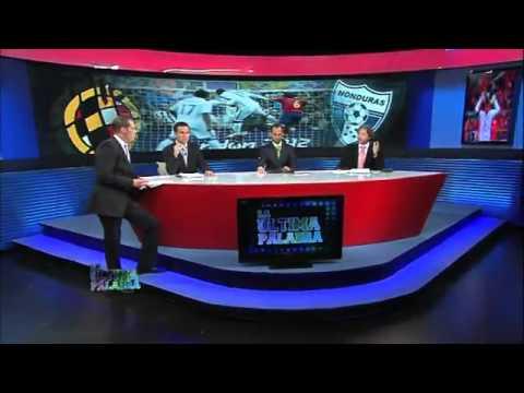 Fox sport opina sobre triunfo de honduras sobre es