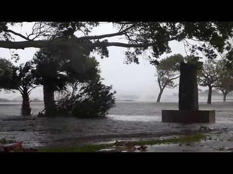 Lake Worth Bryant Park Hurricane Irma
