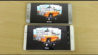 Huawei Mate 8 VS Samsung Galaxy S6 Edge+ Gaming Comparison!