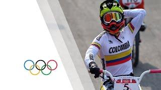 Mariana Pajon (COL) Wins Women