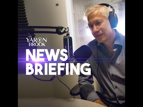 Yaron's News Briefing Episode 16 1/11/18 - Surveillance State, Beauty of Globalization & much more