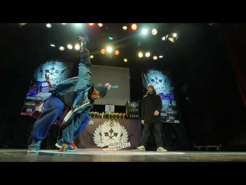 Hip hop 3vs3 Preselections Anderson Romix Diesel FRA @Vilnius Street Battle 2017