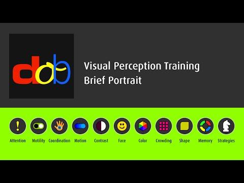 dob – Visual Perception Training – Brief Portrait