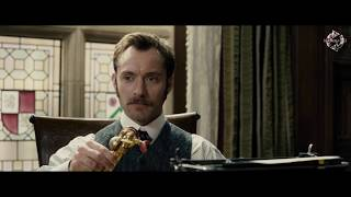 Шерлок Холмс 2. Игра теней (2011). Эпизод №5. Конец?