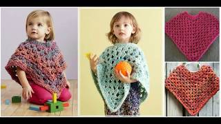 Design for baby poncho 2019
