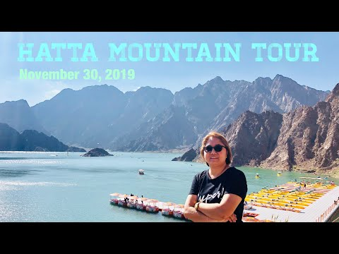 HATTA Mountain Tour l Dubai l November 30, 2019