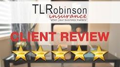 TL Robinson Insurance Palm Harbor Terrific Five Star Review by Tara S.