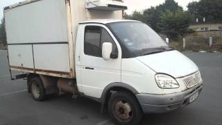 ГАЗ 3302 тест-драйв