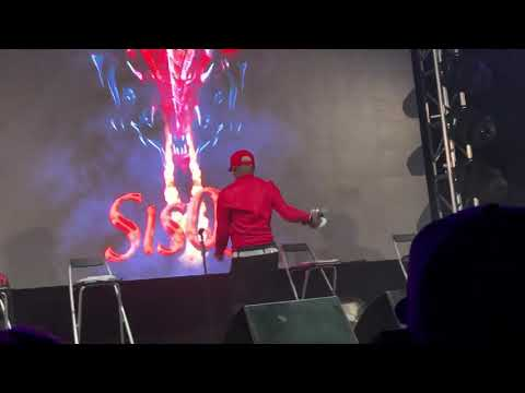 """Incomplete"" by Sisqo live 26th August 2018"