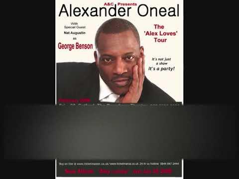 Alexander O'Neal -