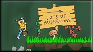 Awesome Mushroom Hunter Game