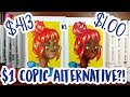 $1 MARKER vs $413 MARKERS?! ~ Copic Marker Alternative
