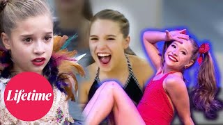 Mackenzie FIGHTS to Be Her OWN PERSON - Dance Moms (Flashback Compilation) | Lifetime
