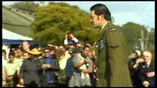 2012-07-18 - ONE NEWS - DECORATED WAR HERO QUITS THE SAS