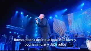 Phil Collins CAN'T STOP LOVING YOU (live, 2004) SUBTITULADO AL ESPAÑOL