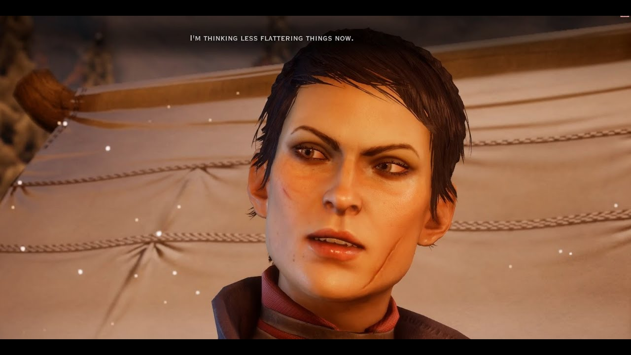 dragon age inquisition dating cassandra Dragon age: inquisition's romances have been a white hot topic in the past few months with lead writer of the game, david gaider, conjuring many an opinion with his defence of the series.