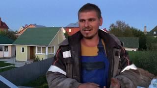 Перемычки. Кладка газоблока от А до Я. Как построить дом из газоблока дешево. Кладка піноблоків.