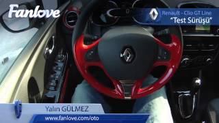 Renault Clio 1.5 dCi EDC GT Line Test Sürüşü