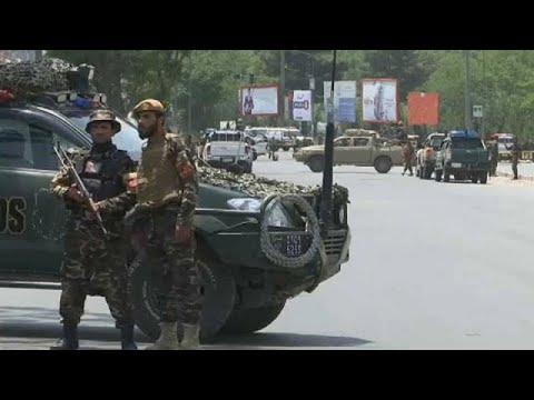 Ataque terrorista em Cabul mata sete pessoas thumbnail