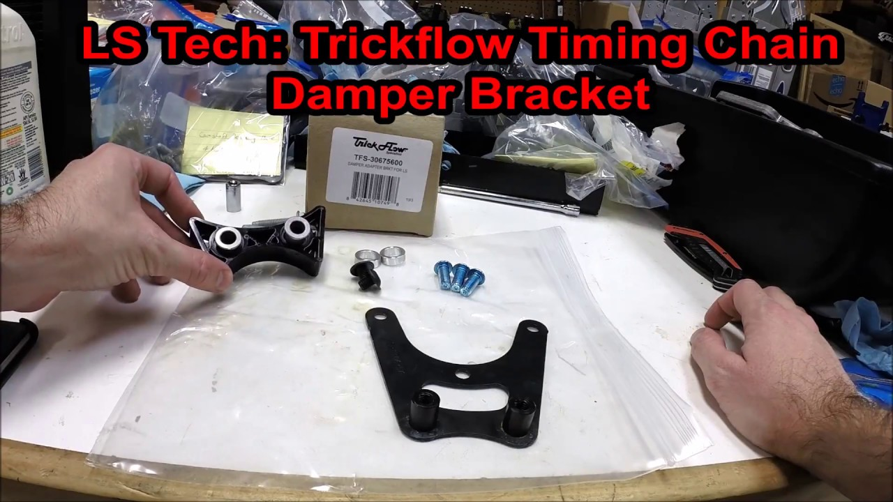 LS Tech: Trickflow Timing Chain Damper Install