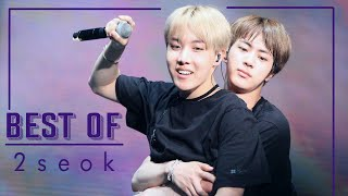 Best of 2SEOK (Jin and Jhope) Moments!