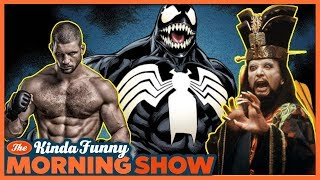 Venom & Creed 2 get Villains, and John Carpenter gets Dead? - The Kinda Funny Morning Show 01.16.18