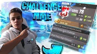 """Challenges!🔥 3x Verlosung - 10€ 💪   1 Sieg = """"SALTO""""⚡️  Live: Fortnite [Deutsch]🔴"""