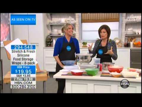 Kelly Diedring Harris Sells Out Stretch Fresh On Home Shopping Network 1 17 14