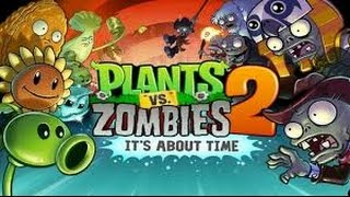 PLANTS VS ZOMBIES 2 TUDO ILIMITADO COM LUCKY PATCHER 2015 (DELICIOSAMENTE GOSTOSO)
