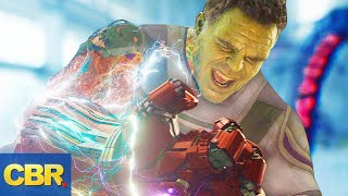 The 20 Most Ridiculous OP Feats Of Strength In The MCU
