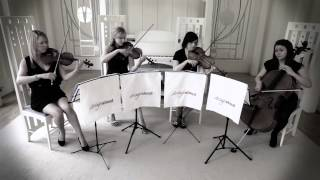 String Quartet Glasgow Berkshire UK Canon in D Pachelbel