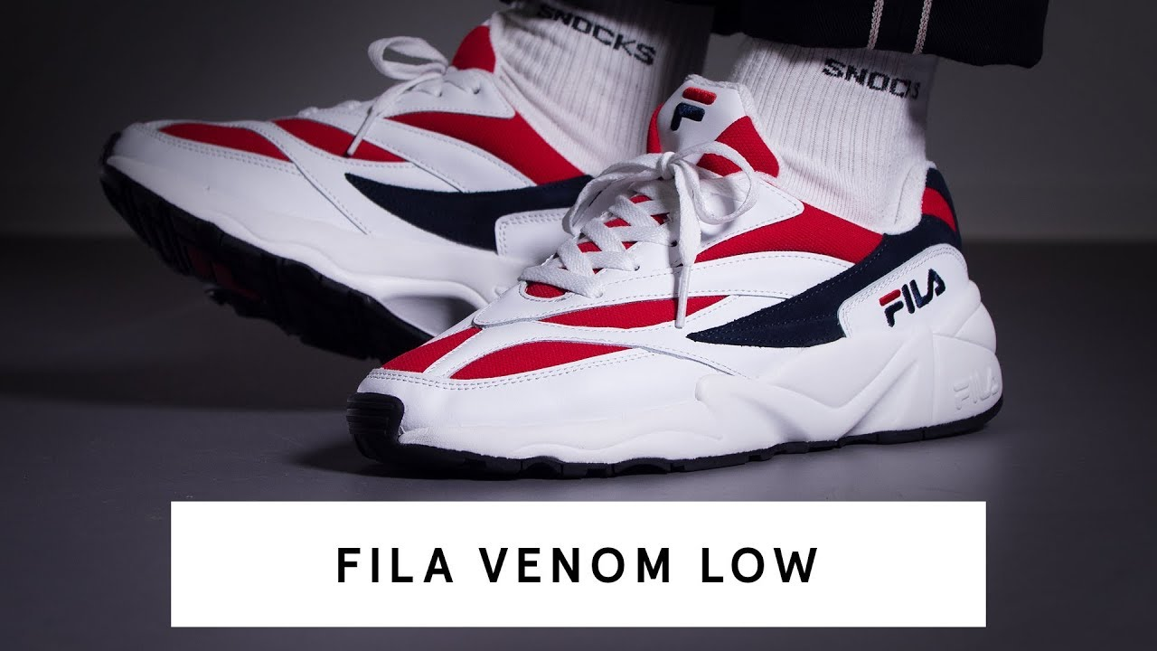 Fila Venom Low | Review