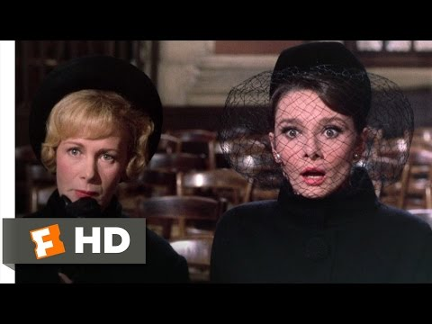 Charade (2/10) Movie CLIP - Mr. Lampert's Funeral (1963) HD