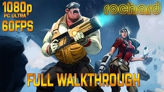 Rochard | FULL WALKTHROUGH | 1080p 60FPS PC ULTRA | RUSSIAN SUB