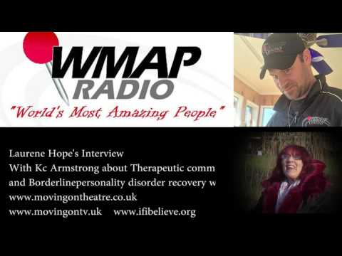 with Kc Armstrong on Wmap