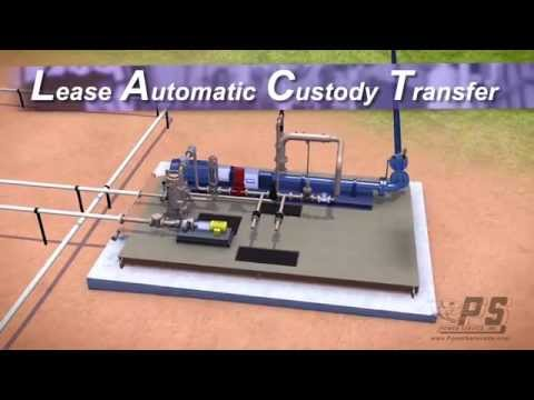 Power Service - Lease Automatic Custody Transfer (LACT Unit) - Full Length (with audio)