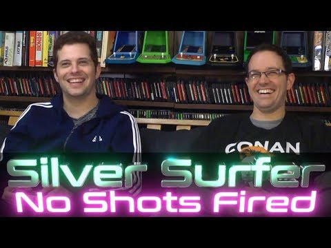 Silver Surfer No Shots Fired - James and Mike Mondays (Episode 299)