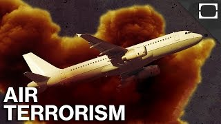How Often Do Terrorists Target Airplanes?