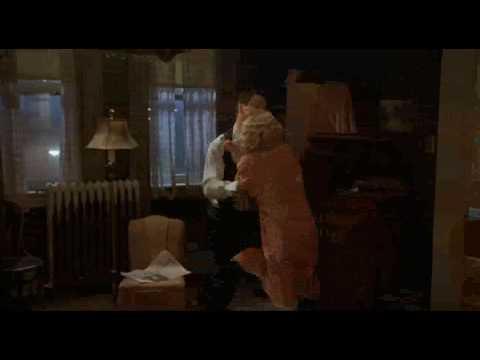 Roxie Hart killing her boyfriend (Chicago)