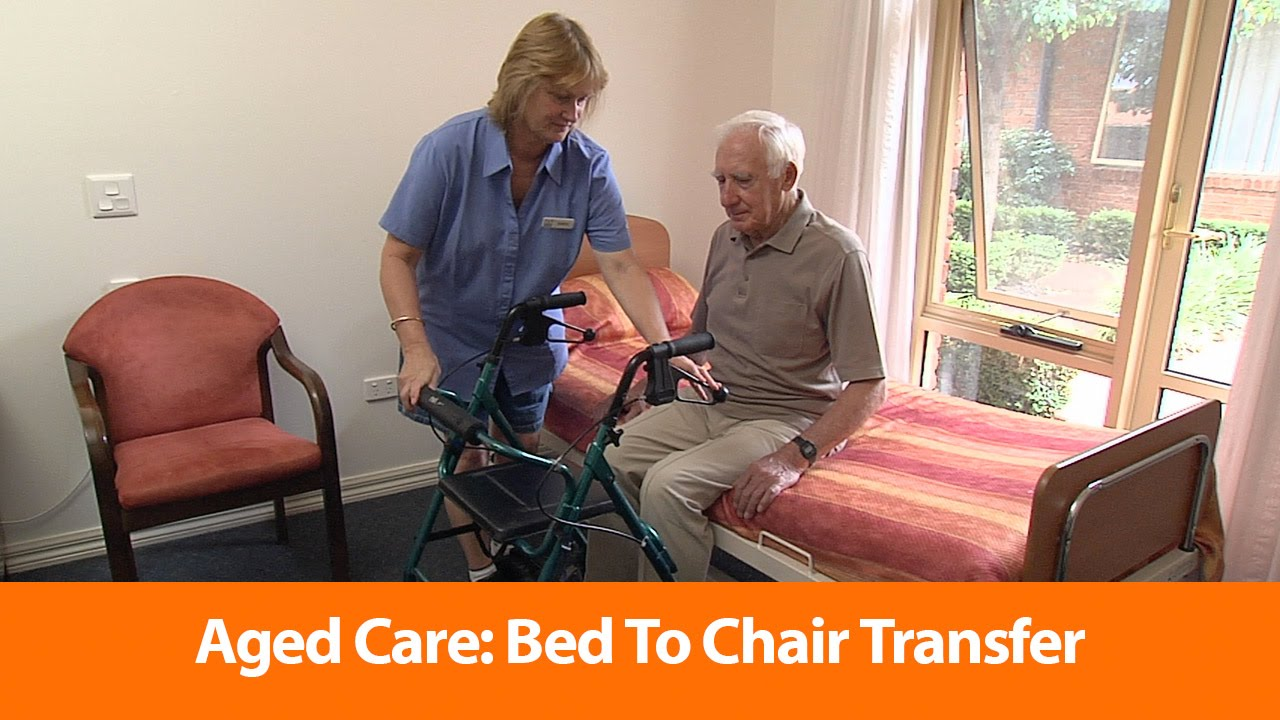 Bed To Chair Transfer Sante Blog